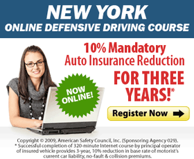 Women Completing On Line Defensive Driving Course